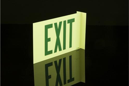 OSHA Compliant Exit Signs